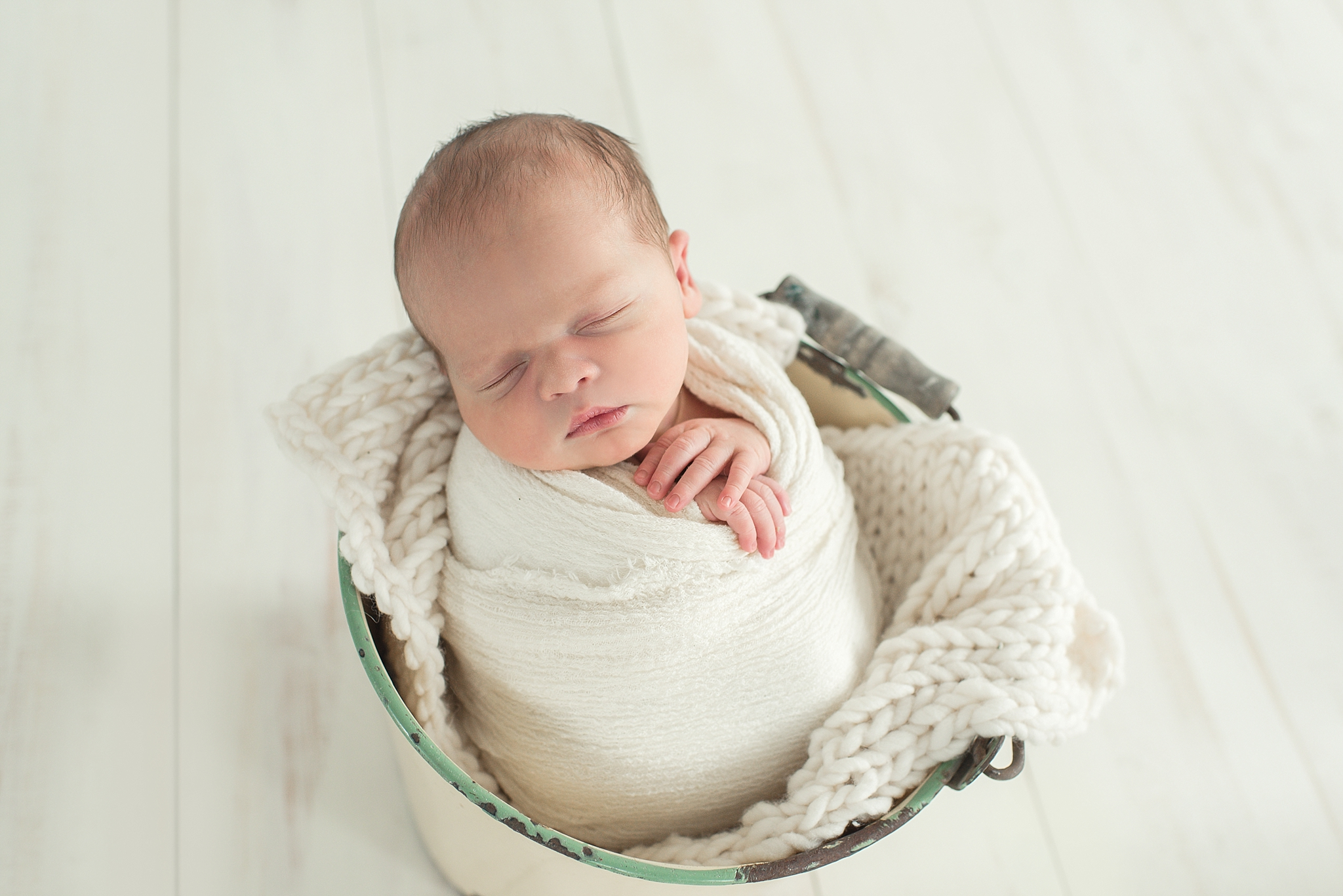 Centerville Ohio Newborn Photographer – Baby Bauer {newborn}