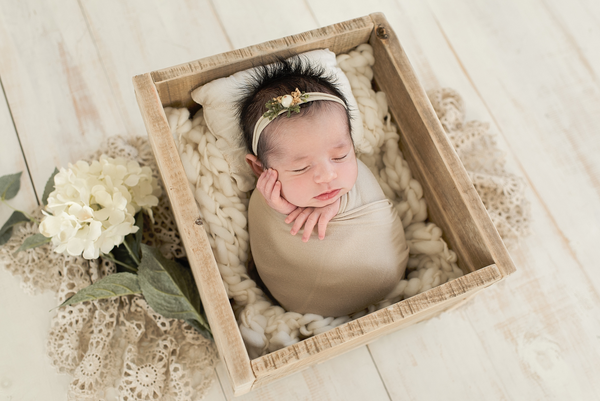 Centerville Ohio Newborn Photographer – Baby Kera {newborn}