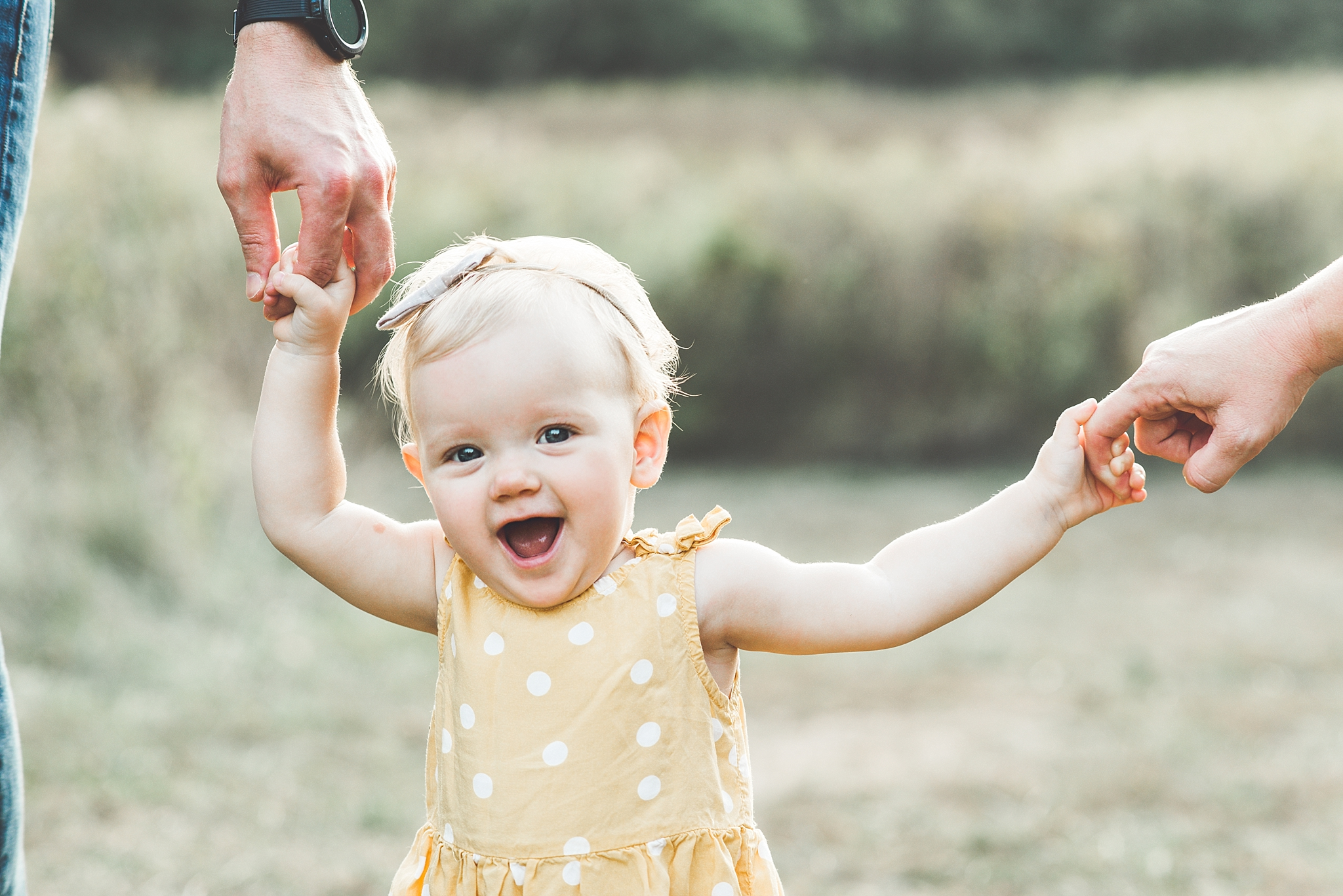 Kettering Ohio Baby Photography | Cecilia is ONE